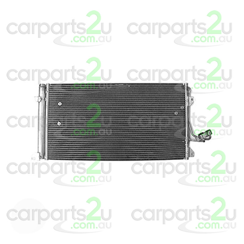 To suit AUDI Q7 Q7 WAGON  CONDENSER - New quality car parts & auto spares online Australia wide with the convenience of shopping from your own home. Carparts 2U Penrith Sydney