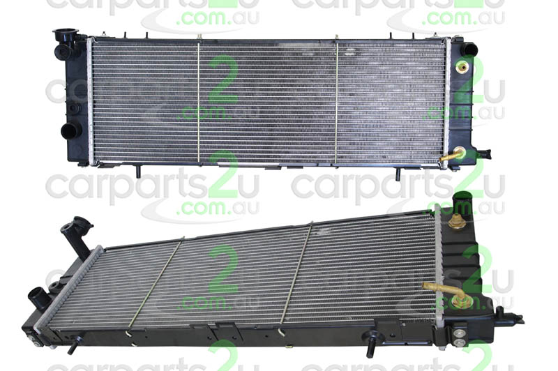 To suit JEEP CHEROKEE CHEROKEE KJ  RADIATOR - New quality car parts & auto spares online Australia wide with the convenience of shopping from your own home. Carparts 2U Penrith Sydney