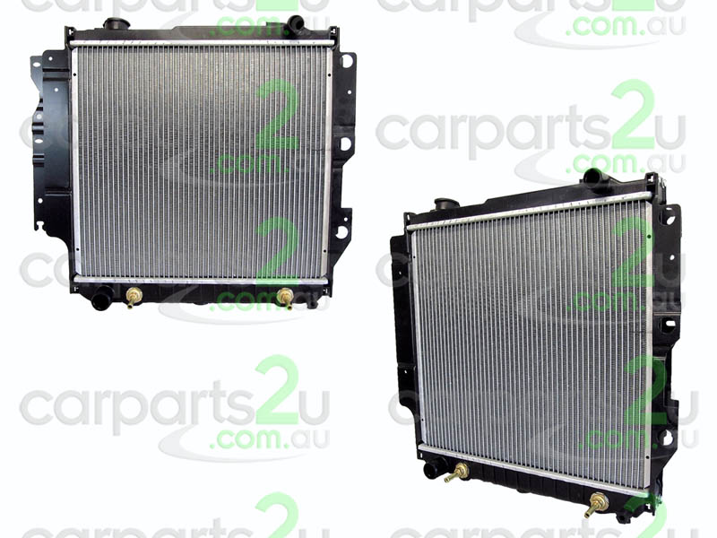 To suit JEEP WRANGLER WRANGLER JK  RADIATOR - New quality car parts & auto spares online Australia wide with the convenience of shopping from your own home. Carparts 2U Penrith Sydney