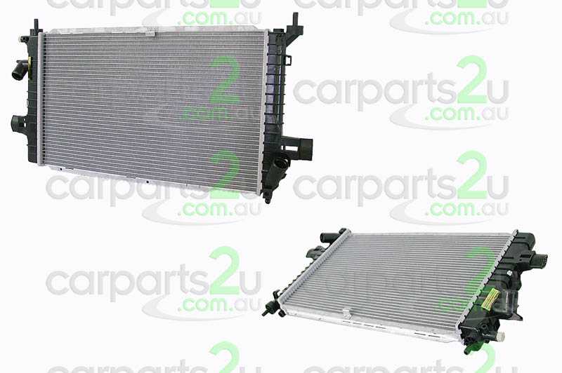 RADIATOR NA BRAND NEW RADIATOR TO SUIT HOLDEN ASTRA AH TURBO DIESEL 1.9 LITRE MODELS BETWEEN 10/04-8/09