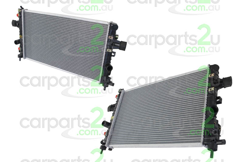RADIATOR NA BRAND NEW RADIATOR TO SUIT HOLDEN ASTRA AH SERIES 2 PETROL 1.8, 2.0, 2.2 LITRE MODELS BETWEEN 5/07-8/09 ONLY (AUTOMATIC / MANUAL TRANSMISSION)