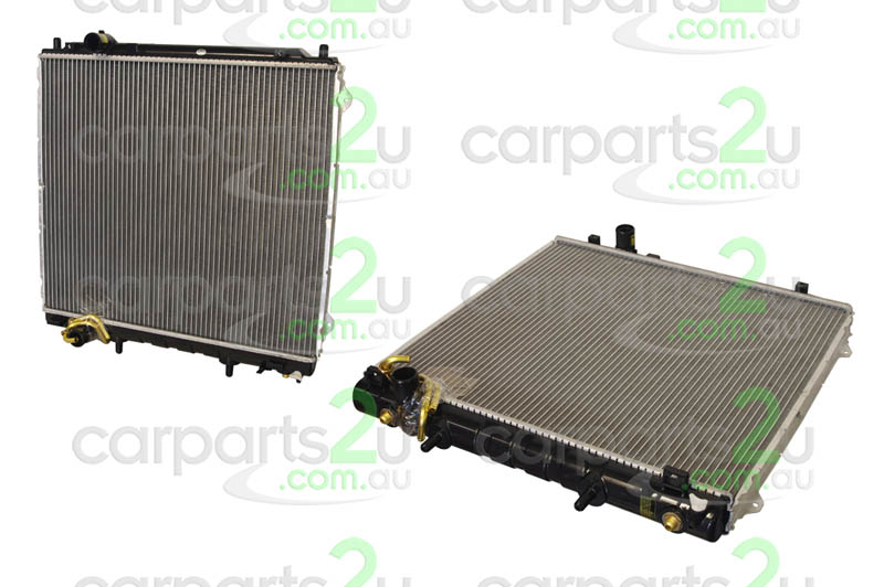 RADIATOR NA BRAND NEW RADIATOR TO SUIT HYUNDAI TERRACAN 2.9L 4CYLINDER TURBO DIESEL AUTOMATIC (07/2001-10/2006)  - Open 24hrs 365 days a year - our commitment is to provide new quality spare car parts nationally with the convenience of our online auto parts shopping store in the privacy of your own home.