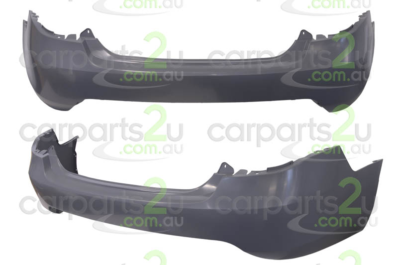 TO SUIT FORD FALCON FG SERIES 2  REAR BUMPER  NA - BRAND NEW REAR BUMPER TO SUIT FORD FALCON XT 4 DOOR MODELS (2/2008-10/2014)  WITHOUT SENSOR TYPE  - New quality car parts & auto spares online Australia wide with the convenience of shopping from your own home. Carparts 2U Penrith Sydney