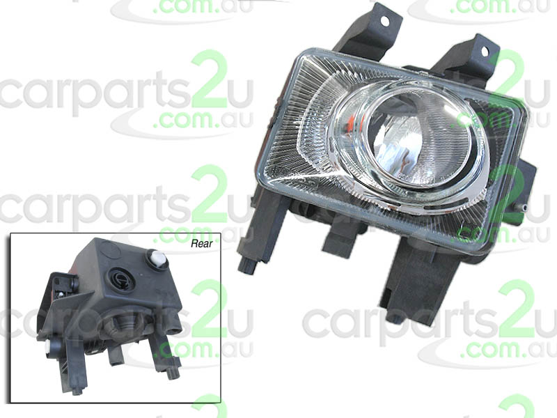 FOG LIGHT RIGHT BRAND NEW RIGHT HAND SIDE FOG LIGHT TO SUIT HOLDEN ASTRA AH SERIES 1 (10/2004-10/2006)