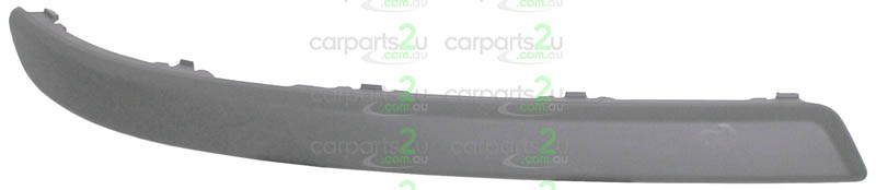 To suit HOLDEN BARINA XC  FRONT BAR MOULD - New quality car parts & auto spares online Australia wide with the convenience of shopping from your own home. Carparts 2U Penrith Sydney