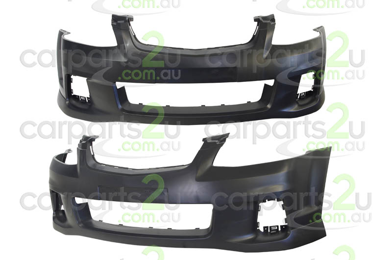 FRONT BUMPER NA BRAND NEW FRONT BUMPER TO SUIT HOLDEN COMMODORE VE SERIES 2 SEDAN/WAGON/UTE MODELS SS/SV6/SS-V/OMEGA SPORTS ONLY BETWEEN (09/2010-05/2013)