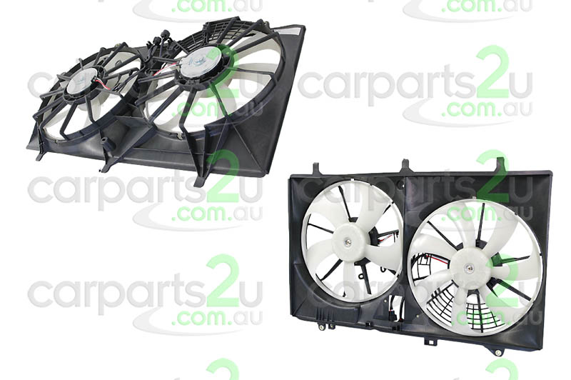 To suit LEXUS RX  RADIATOR FAN ASSEMBLY - New quality car parts & auto spares online Australia wide with the convenience of shopping from your own home. Carparts 2U Penrith Sydney