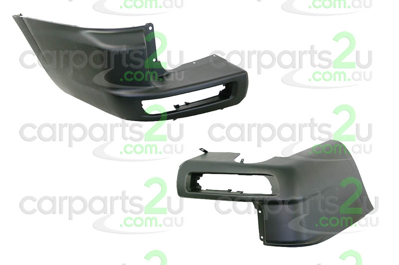 To suit MITSUBISHI PAJERO CR-V RE WAGON  REAR BAR END - New quality car parts & auto spares online Australia wide with the convenience of shopping from your own home. Carparts 2U Penrith Sydney