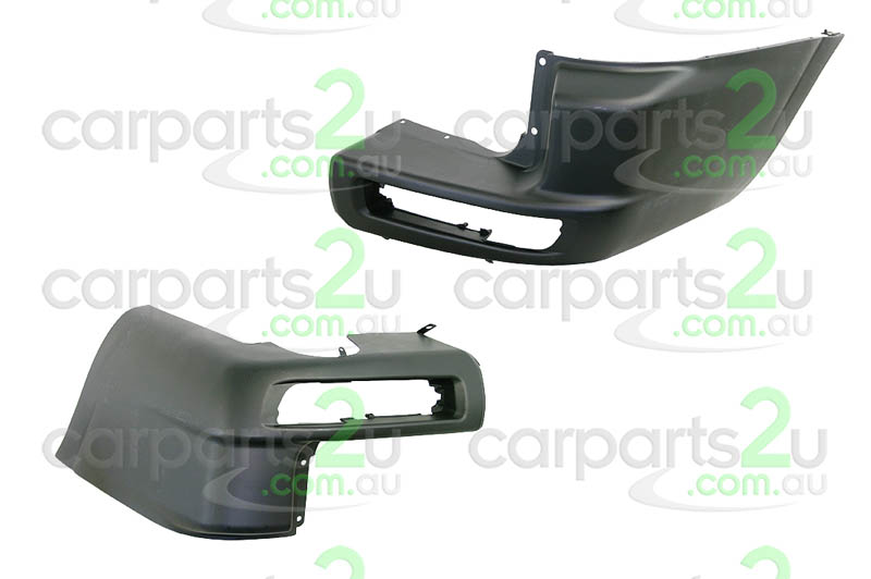 To suit MITSUBISHI PAJERO NM  REAR BAR END - New quality car parts & auto spares online Australia wide with the convenience of shopping from your own home. Carparts 2U Penrith Sydney