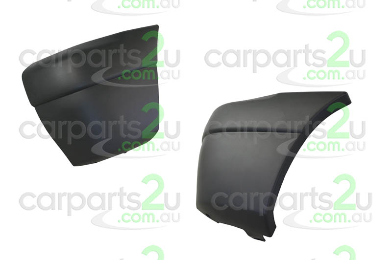 To suit MAZDA B SERIES UTE / BRAVO B SERIES UTE UF  FRONT BAR END - New quality car parts & auto spares online Australia wide with the convenience of shopping from your own home. Carparts 2U Penrith Sydney