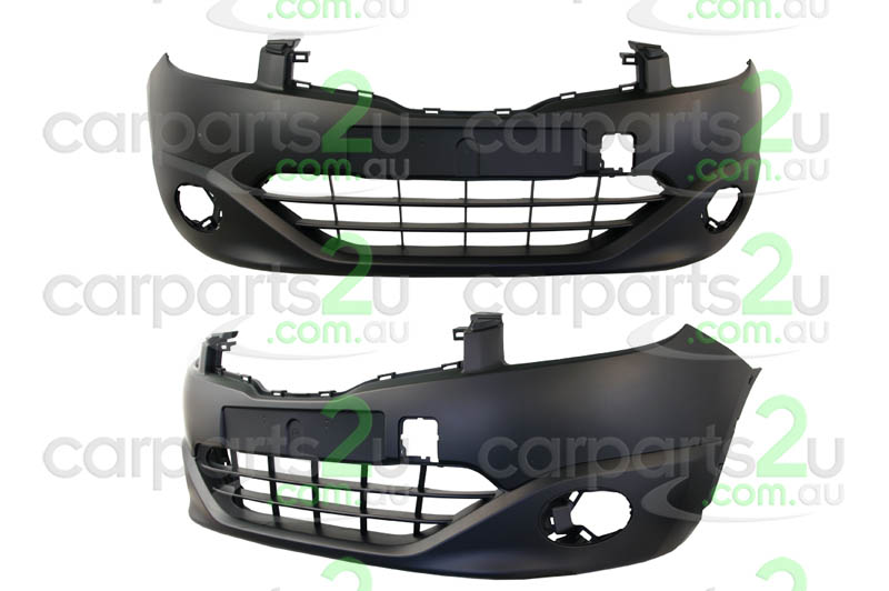 To suit NISSAN DUALIS J10 WAGON  FRONT BUMPER - New quality car parts & auto spares online Australia wide with the convenience of shopping from your own home. Carparts 2U Penrith Sydney