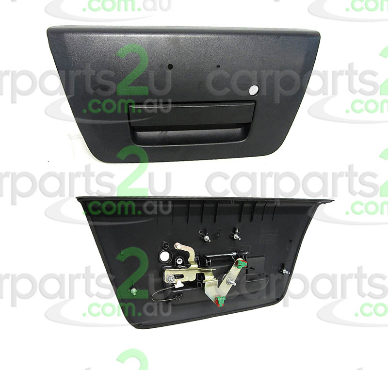 To suit NISSAN NAVARA BT-50 UTE  TAIL GATE HANDLE - New quality car parts & auto spares online Australia wide with the convenience of shopping from your own home. Carparts 2U Penrith Sydney