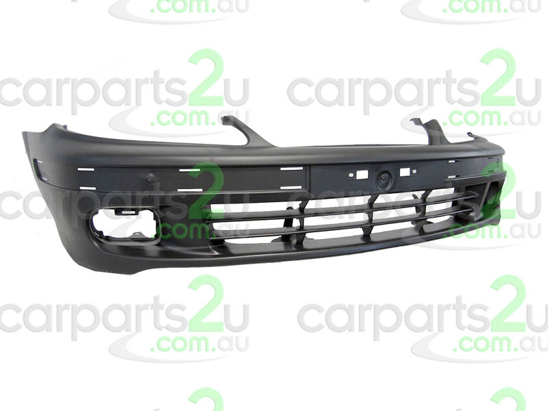 To suit NISSAN PULSAR N15  FRONT BUMPER - New quality car parts & auto spares online Australia wide with the convenience of shopping from your own home. Carparts 2U Penrith Sydney