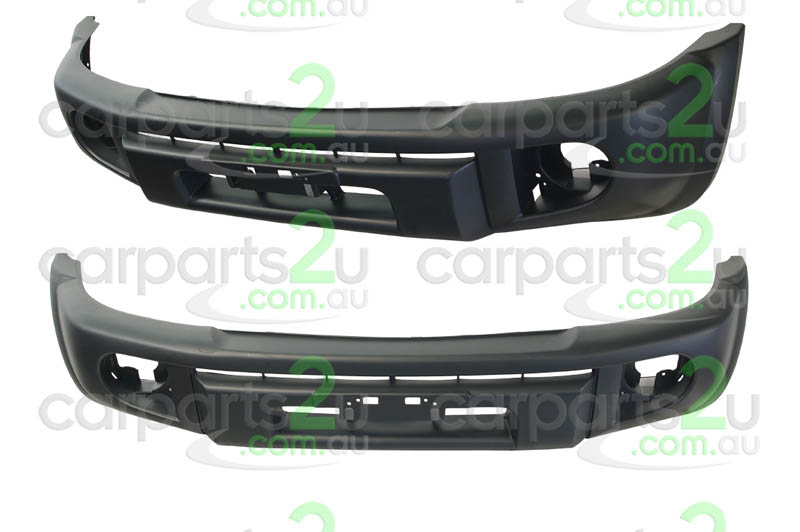 To suit NISSAN PATROL B17 SEDAN  FRONT BUMPER - New quality car parts & auto spares online Australia wide with the convenience of shopping from your own home. Carparts 2U Penrith Sydney