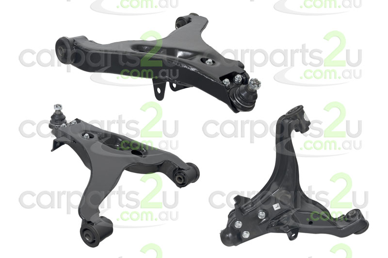 TO SUIT MITSUBISHI PAJERO NP  FRONT LOWER CONTROL ARM  LEFT - BRAND NEW LEFT HAND SIDE FRONT LOWER CONTROL ARM (WITH BALL JOINT) TO SUIT MITSUBISHI PAJERO NM/NP MODELS (05/2000-10/2006)