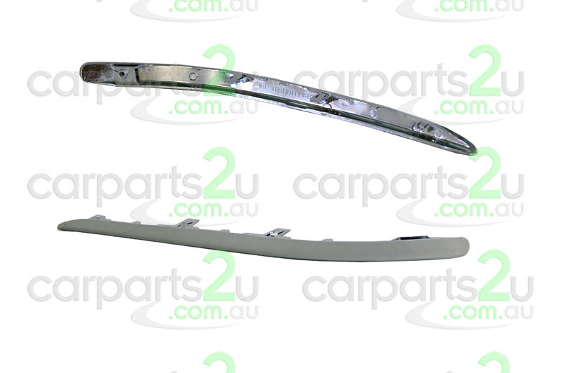 To suit TOYOTA AURION N16 SEDAN  FRONT BAR MOULD - New quality car parts & auto spares online Australia wide with the convenience of shopping from your own home. Carparts 2U Penrith Sydney