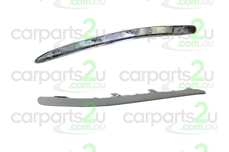 To suit TOYOTA AURION GSV40  FRONT BAR MOULD - New quality car parts & auto spares online Australia wide with the convenience of shopping from your own home. Carparts 2U Penrith Sydney