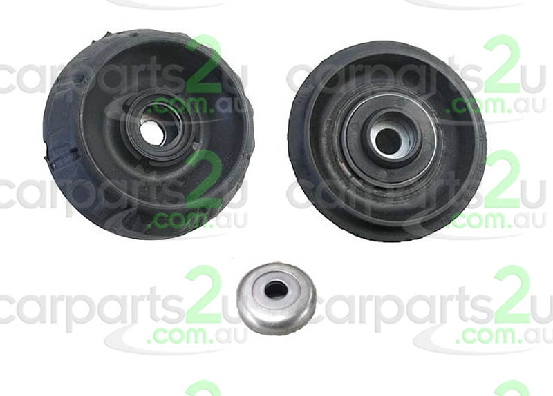 TO SUIT TOYOTA YARIS YARIS HATCH NCP90/NCP91  STRUT MOUNT  LEFT/RIGHT - BRAND NEW FRONT STRUT MOUNT TO SUIT TOYOTA YARIS HATCH (08/2005-CURRENT)  SUITS LEFT OR RIGHT- ONE ONLY    - New quality car parts & auto spares online Australia wide with the convenience of shopping from your own home. Carparts 2U Penrith Sydney