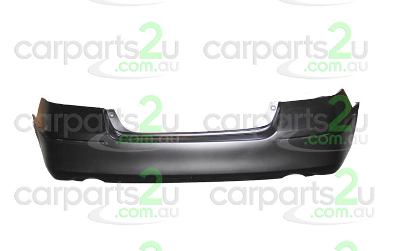 TO SUIT HONDA ACCORD CM  REAR BUMPER  NA - BRAND NEW REAR BUMPER TO SUIT HONDA ACCORD CM 4 DOOR MODELS BETWEEN 2002-2006