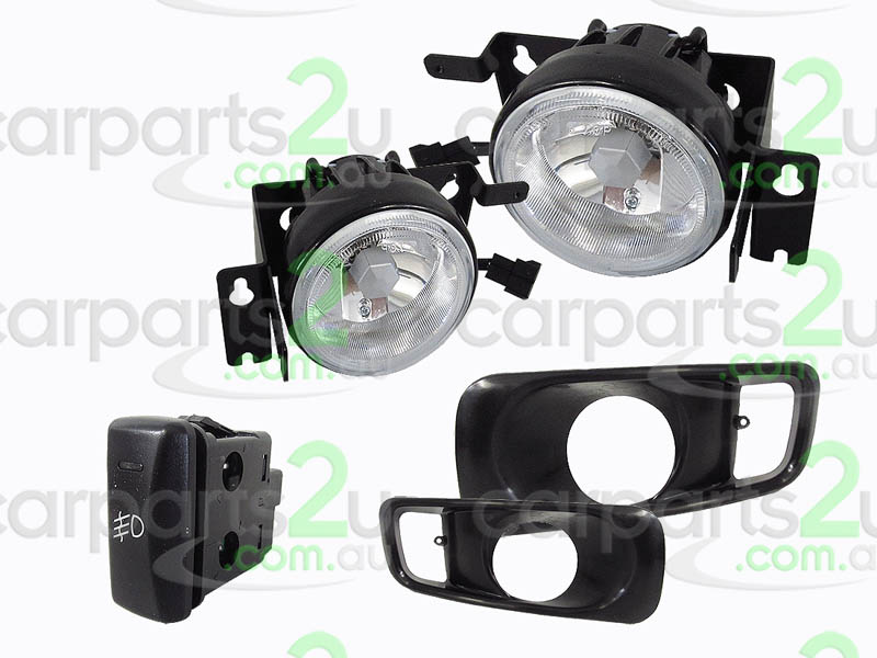To suit HONDA CIVIC RANGER UTE PX SERIES 1  FOG LIGHT KIT - New quality car parts & auto spares online Australia wide with the convenience of shopping from your own home. Carparts 2U Penrith Sydney