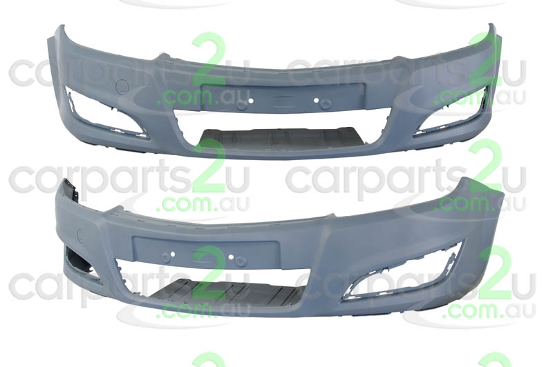 FRONT BUMPER NA BRAND NEW FRONT BUMPER TO SUIT HOLDEN ASTRA AH SERIES 2 HATCH AND WAGON (11/2006-08/2009)