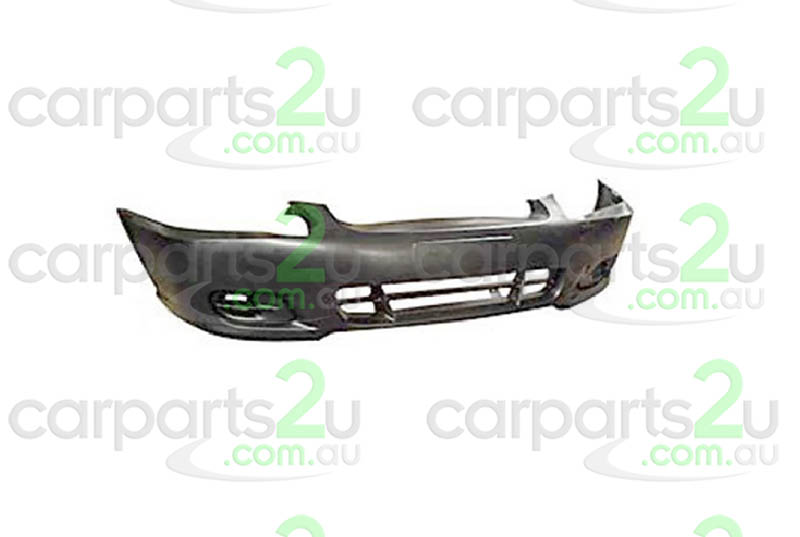 TO SUIT HYUNDAI ACCENT ACCENT  FRONT BUMPER  NA - BRAND NEW FRONT BUMPER TO SUIT HYUNDAI ACCENT LC SEDAN (07/2000-02/2003)    - New quality car parts & auto spares online Australia wide with the convenience of shopping from your own home. Carparts 2U Penrith Sydney