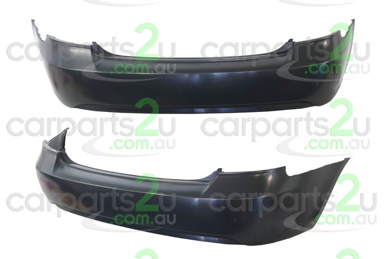 TO SUIT HYUNDAI ACCENT MC  REAR BUMPER  NA - BRAND NEW REAR BUMPER TO SUIT HYUNDAI ACCENT MC SEDAN WITHOUT SENSOR HOLES (05/2006-12/2009)