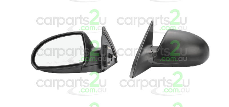To suit HYUNDAI ELANTRA ELANTRA HD  FRONT DOOR MIRROR - New quality car parts & auto spares online Australia wide with the convenience of shopping from your own home. Carparts 2U Penrith Sydney