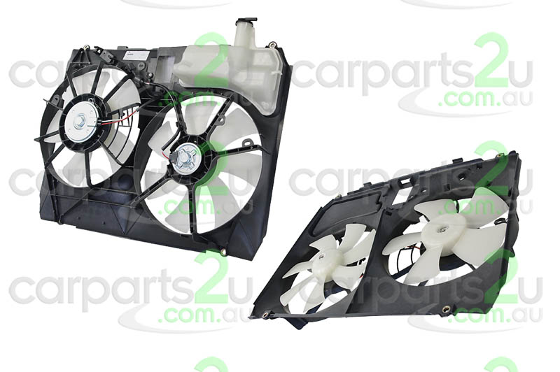 To suit LEXUS RX RX350  RADIATOR FAN ASSEMBLY - New quality car parts & auto spares online Australia wide with the convenience of shopping from your own home. Carparts 2U Penrith Sydney