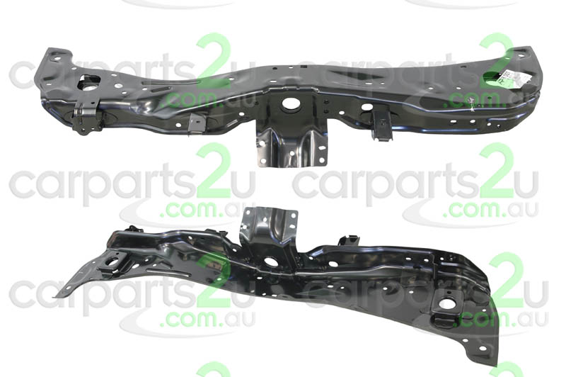 TO SUIT MITSUBISHI LANCER CJ  RADIATOR SUPPORT  NA - BRAND NEW UPPER RADIATOR SUPPORT SECTION TO SUIT MITSUBISHI LANCERCJ MODELS BETWEEN 09/2007-03/2014  - New quality car parts & auto spares online Australia wide with the convenience of shopping from your own home. Carparts 2U Penrith Sydney