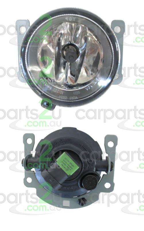 TO SUIT MITSUBISHI OUTLANDER ZH  FOG LIGHT  RIGHT - BRAND NEW RIGHT HAND SIDE FOG LIGHT TO SUIT MITSUBISHI OUTLANDER ZH MODELS BETWEEN 10/2009-10/2012