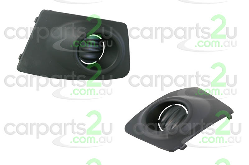 To suit MITSUBISHI TRITON ML  FOG LIGHT COVER - New quality car parts & auto spares online Australia wide with the convenience of shopping from your own home. Carparts 2U Penrith Sydney