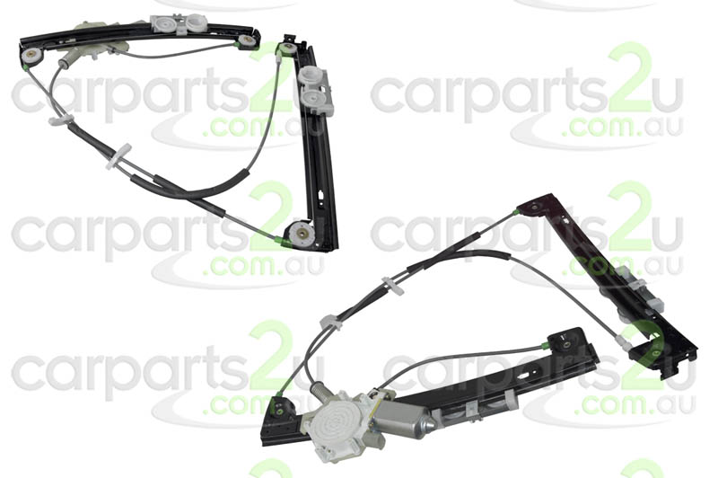 TO SUIT MINI COOPER R50 / R53  WINDOW REGULATOR  RIGHT - BRAND NEW RIGHT HAND SIDE FRONT DOOR WINDOW REGULATOR TO SUIT MINI COOPER R50/R53 MODELS BETWEEN 02/2002-03/2007