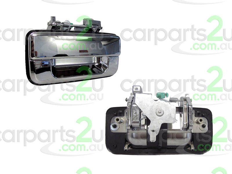 To suit MAZDA BT-50 BT-50 UTE  TAIL GATE HANDLE - New quality car parts & auto spares online Australia wide with the convenience of shopping from your own home. Carparts 2U Penrith Sydney