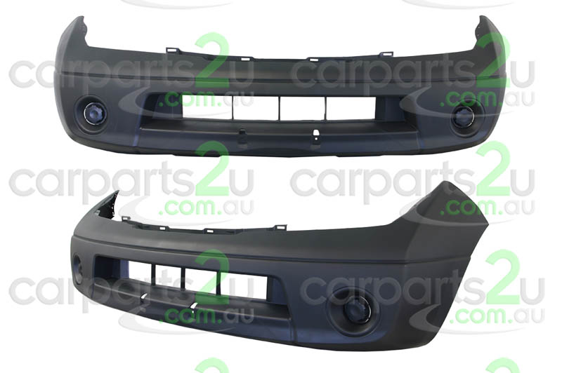 To suit NISSAN NAVARA J31  FRONT BUMPER - New quality car parts & auto spares online Australia wide with the convenience of shopping from your own home. Carparts 2U Penrith Sydney