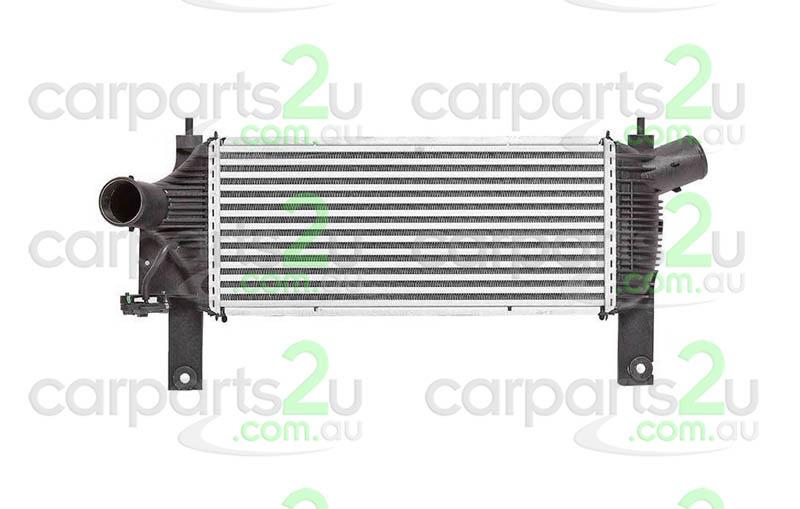 TO SUIT NISSAN NAVARA D40M UTE *SPANISH BUILD VSK*  INTERCOOLER  NA - BRAND NEW INTERCOOLER TO SUIT NISSAN NAVARA D40 2.5 LITRE TURBO DIESEL MODELS BETWEEN 05/2005-04/2015