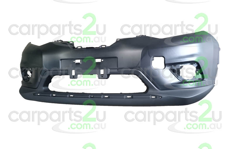 To suit NISSAN X-TRAIL N16 SEDAN  FRONT BUMPER - New quality car parts & auto spares online Australia wide with the convenience of shopping from your own home. Carparts 2U Penrith Sydney