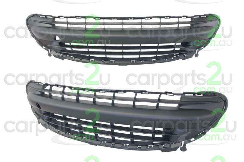 To suit PEUGEOT 207 207  FRONT BAR GRILLE - New quality car parts & auto spares online Australia wide with the convenience of shopping from your own home. Carparts 2U Penrith Sydney