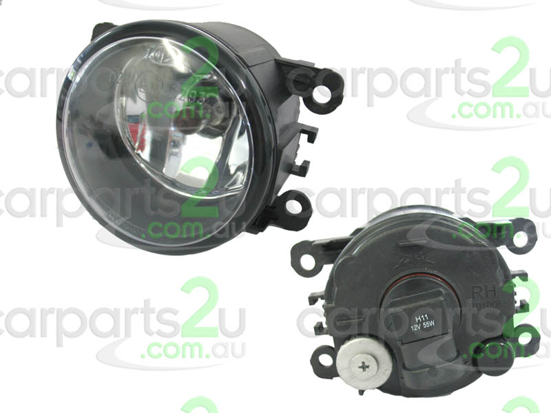 To suit PEUGEOT 207 207  FOG LIGHT - New quality car parts & auto spares online Australia wide with the convenience of shopping from your own home. Carparts 2U Penrith Sydney