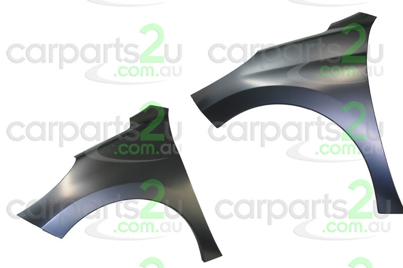 TO SUIT PEUGEOT 207 207  GUARD  LEFT - BRAND NEW LEFT HAND SIDE GUARD TO SUIT PEUGEOT 207 (07/2007-11/2009)