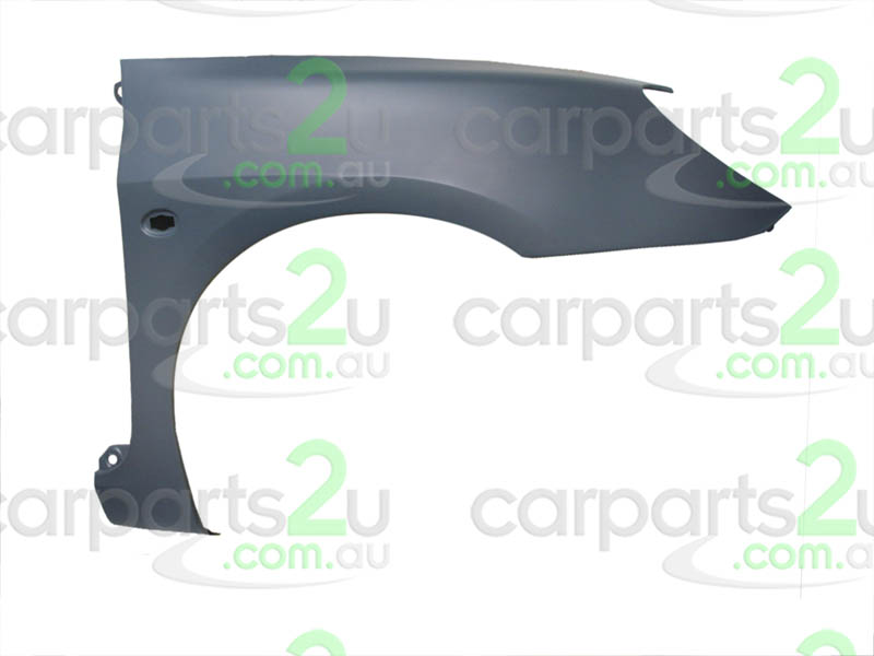 TO SUIT PEUGEOT 307 T5  GUARD  RIGHT - BRAND NEW RIGHT HAND SIDE GUARD WITH INDICATOR HOLE TO SUIT PEUGEOT 307 T5 (12/2001-9/2005)