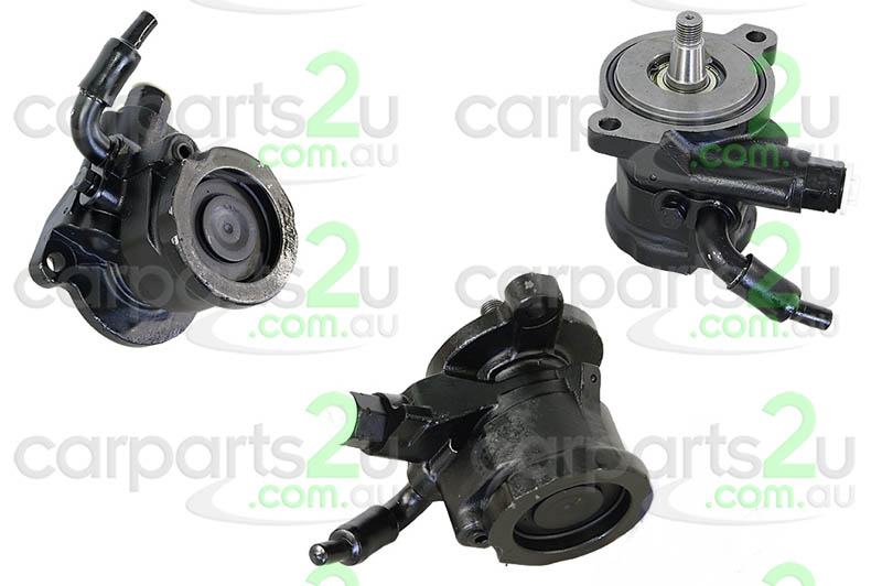 TO SUIT TOYOTA LANDCRUISER 100 SERIES  POWER STEERING PUMP  NA - BRAND NEW POWER STEERING PUMP TO SUIT TOYOTA LANDCRUISER 4.5L PETROL V6 1FZ-FE MODELS 70-105 SERIES (01/1993-07/2007)