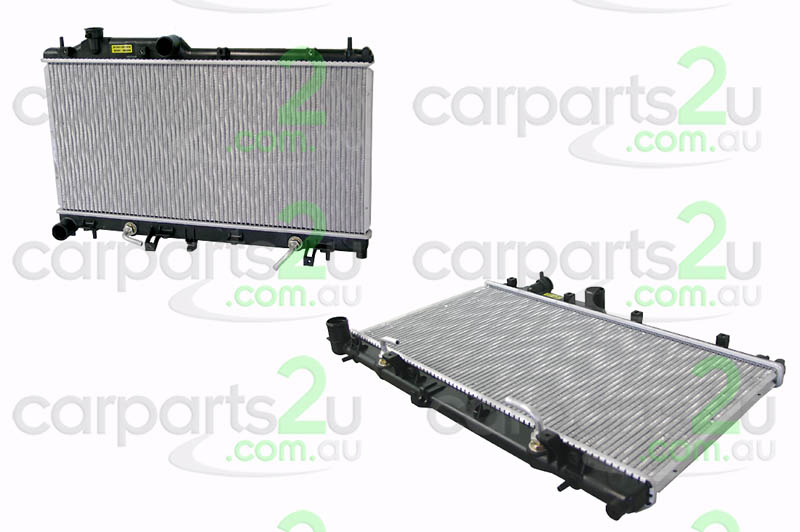 TO SUIT SUBARU IMPREZA IMPREZA G4  RADIATOR  NA - BRAND NEW RADIATOR TO SUIT SUBARU IMPREZA G4 2.0L AUTOMATIC (12/2011-10/2016)