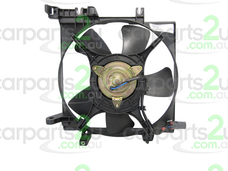 TO SUIT SUBARU LIBERTY LIBERTY 5TH GEN  RADIATOR FAN ASSEMBLY  NA - BRAND NEW RADIATOR FAN ASSEMBLY TO SUIT SUBARU LIBERTY 2.5L TURBO PETROL (09/2009-12/2014)