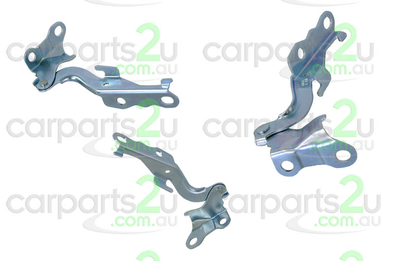 TO SUIT TOYOTA HILUX HILUX UTE  BONNET HINGE  LEFT - BRAND NEW LEFT HAND SIDE BONNET HINGE TO SUIT TOYOTA HILUX (02/2005-08/2011)