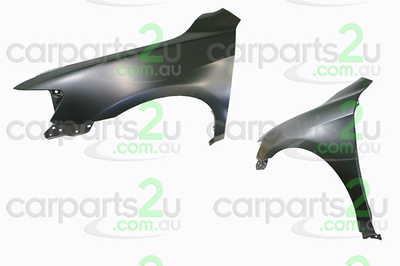 To suit TOYOTA AURION GSV40  GUARD - New quality car parts & auto spares online Australia wide with the convenience of shopping from your own home. Carparts 2U Penrith Sydney