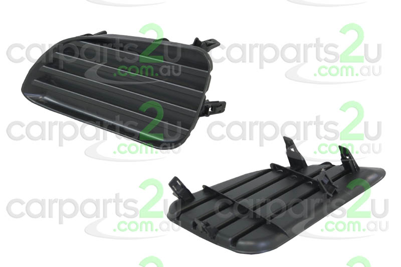 TO SUIT TOYOTA CAMRY ACV40  FRONT BAR GRILLE  LEFT - BRAND NEW LEFT HAND SIDE FRONT BAR GRILLE TO SUIT TOYOTA CAMRY CV40SERIES 2 (07/2009-11/2011)  WITHOUT FOG LIGHT HOLES  - New quality car parts & auto spares online Australia wide with the convenience of shopping from your own home. Carparts 2U Penrith Sydney