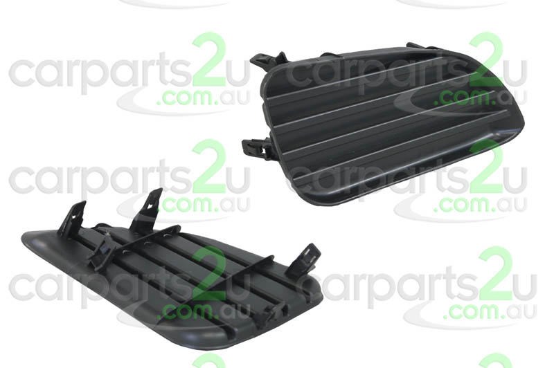 TO SUIT TOYOTA CAMRY ACV40  FRONT BAR GRILLE  RIGHT - BRAND NEW RIGHT HAND SIDE FRONT BAR GRILLE TO SUIT TOYOTA CAMRY CV40SERIES 2 (07/2009-11/2011)  WITHOUT FOG LIGHT HOLES  - New quality car parts & auto spares online Australia wide with the convenience of shopping from your own home. Carparts 2U Penrith Sydney