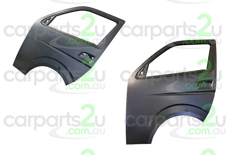 To suit TOYOTA HIACE HILUX UTE  DOOR SHELL - New quality car parts & auto spares online Australia wide with the convenience of shopping from your own home. Carparts 2U Penrith Sydney
