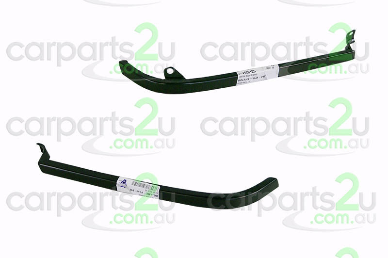 TO SUIT TOYOTA HILUX HILUX UTE 4WD  HEAD LIGHT FILLER PANEL  RIGHT - BRAND NEW RIGHT HAND SIDE HEAD LIGHT FILLER PANEL TO SUIT TOYOTA HILUX 2WD/4WD MODELS BETWEEN 9/2001-2/2005  - New quality car parts & auto spares online Australia wide with the convenience of shopping from your own home. Carparts 2U Penrith Sydney
